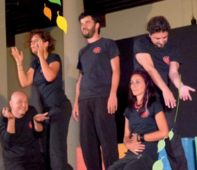 Laboratorio di Playback Theatre